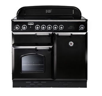 Kuchnia Indukcyjna Falcon Clas 100 Ei Czarny Gotowanie Kuchnie