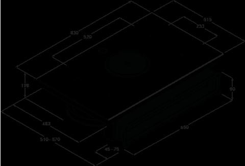 p yta z okapem bora bfiu gotowanie p yty kup na ceneo towary z w czon opcj kup na. Black Bedroom Furniture Sets. Home Design Ideas